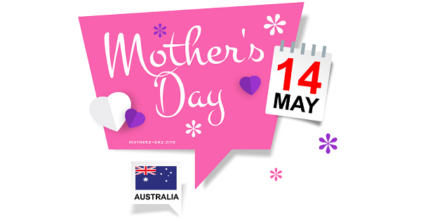 What's the date for mother's day in Sydney