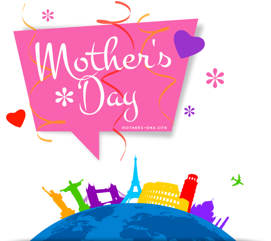 Mother's Day Around the World